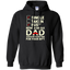 Being a Single Dad Hoodie -TEEEVER