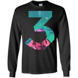 chance rapper, chance 3 love, chance the music - LS,Hoodie,Sweatshirt - TEEEVER