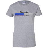 Downloading-GiGi-to-Be-Ladies-Custom-100%-Cotton-T-Shirt-Sport-Grey-XS-