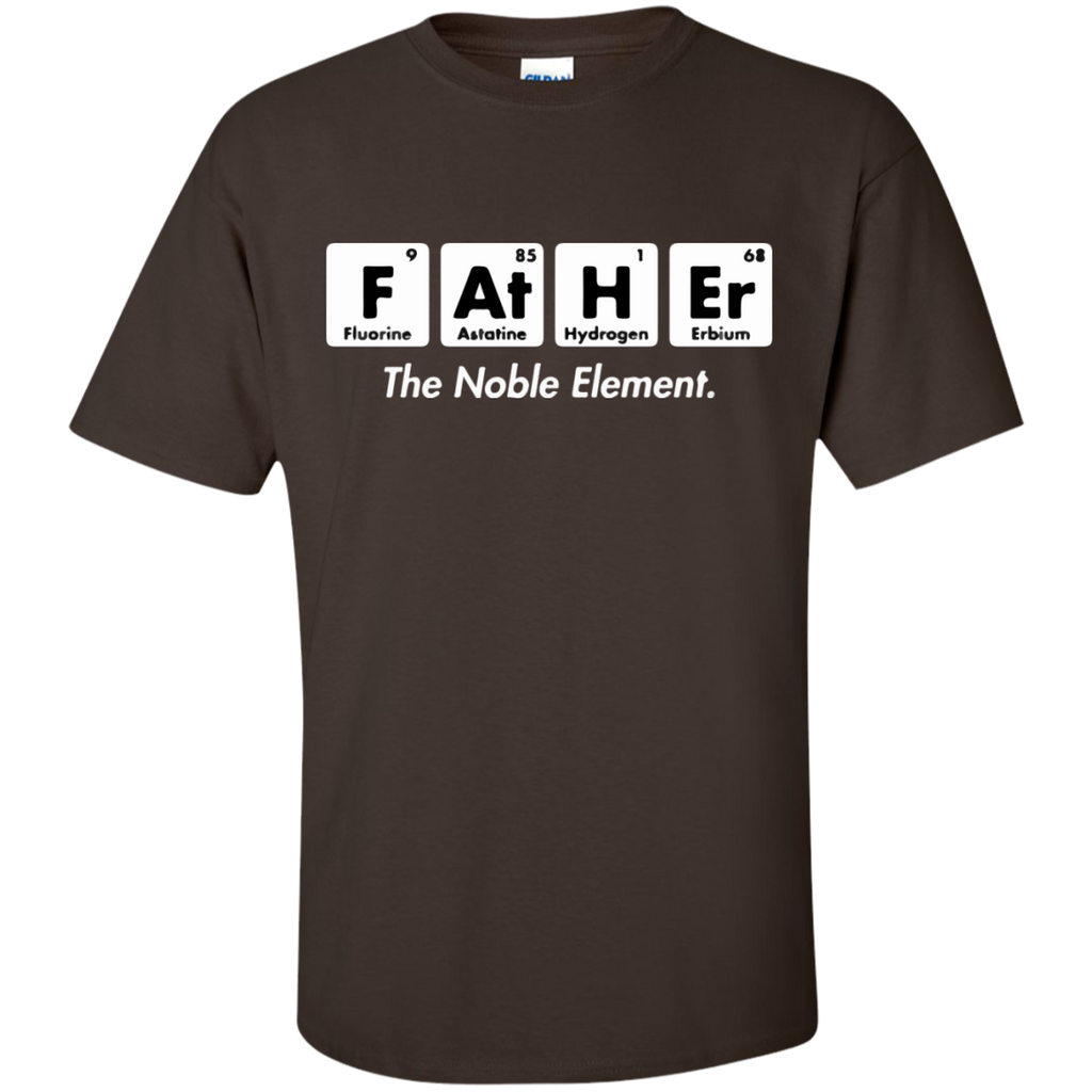 Father---The-Nobel-Element-T-Shirt-Sport-Grey-S-