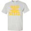 Dad-of-steel-Custom-Ultra-Cotton-T-Shirt-Sport-Grey-S-