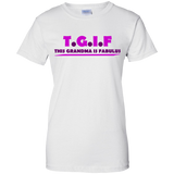 This-grandma-is-fabulous-Ladies-Custom-100%-Cotton-T-Shirt-Sport-Grey-XS-