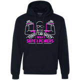 Forget-Lab-Safety,-I-want-supper-power-Heavyweight-Pullover-Fleece-Sweatshirt-Sport-Grey-S-