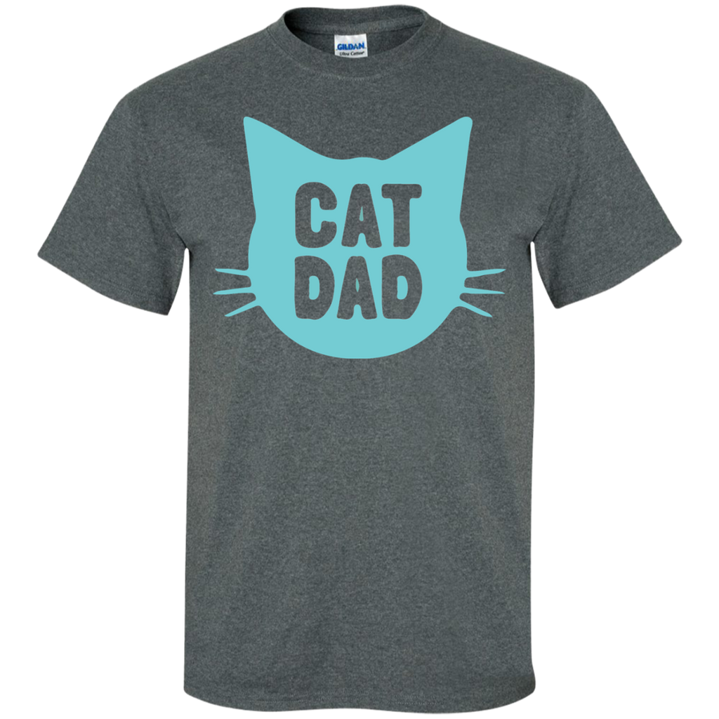 Cat-Dad-Custom-Ultra-Cotton-T-Shirt-Black-S-