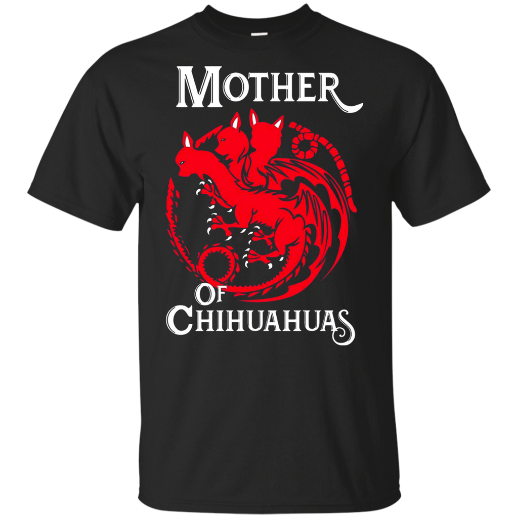 Mother of Chihuahua Kid's T-Shirt