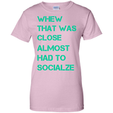 Whew-that-was-close-almost-had-to-socialze-Ladies-Custom-100%-Cotton-T-Shirt-Sport-Grey-XS-
