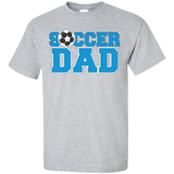 Soccer-Dad-T-Shirt-Sport-Grey-S-