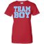 Team-Boy-Baby-Shower-Gender-Reveal-Party-Cute-Funny-Blue-Ladies-T-Shirt---Teeever.com-Black-XS-