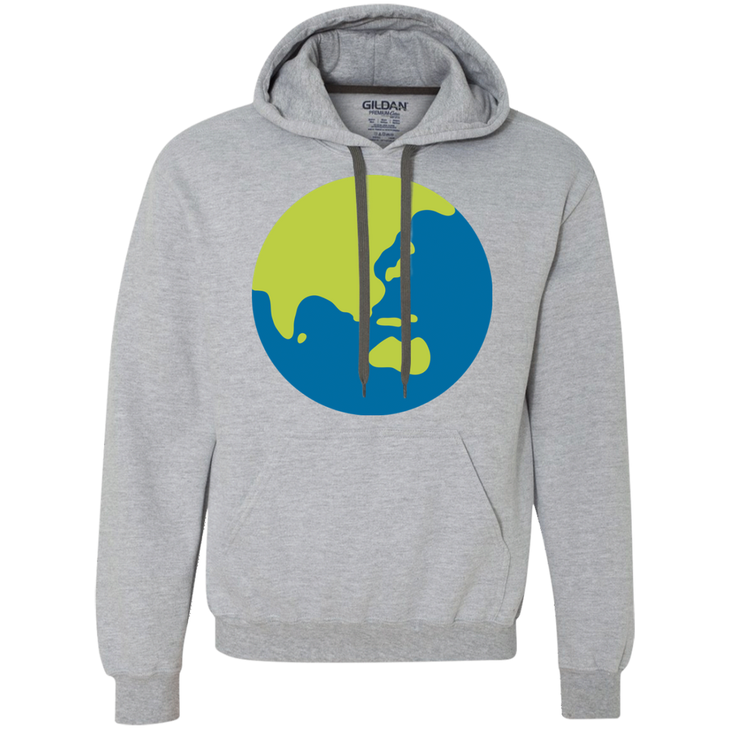 THE-WORLD-Heavyweight-Pullover-Fleece-Sweatshirt-Sport-Grey-S-