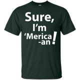 Sure,-I'm-American-T-Shirt-Sport-Grey-S-
