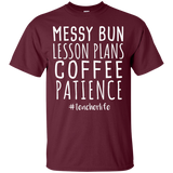 Messy-Bun-Lesson-Plans-Coffee-Patience-Teacher-Life-T-Shirt-Black-S-