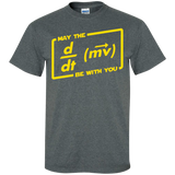 May-The-Force-Equation-Be-With-You-T-Shirt-Sport-Grey-S-