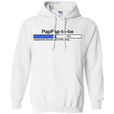 Downloading-PapPap-to-Be-Pullover-Hoodie-8-oz-Sport-Grey-S-