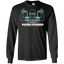 Science - Forget Lab Safety I Want Super Powers LS/Hoodie/Sweatshirt