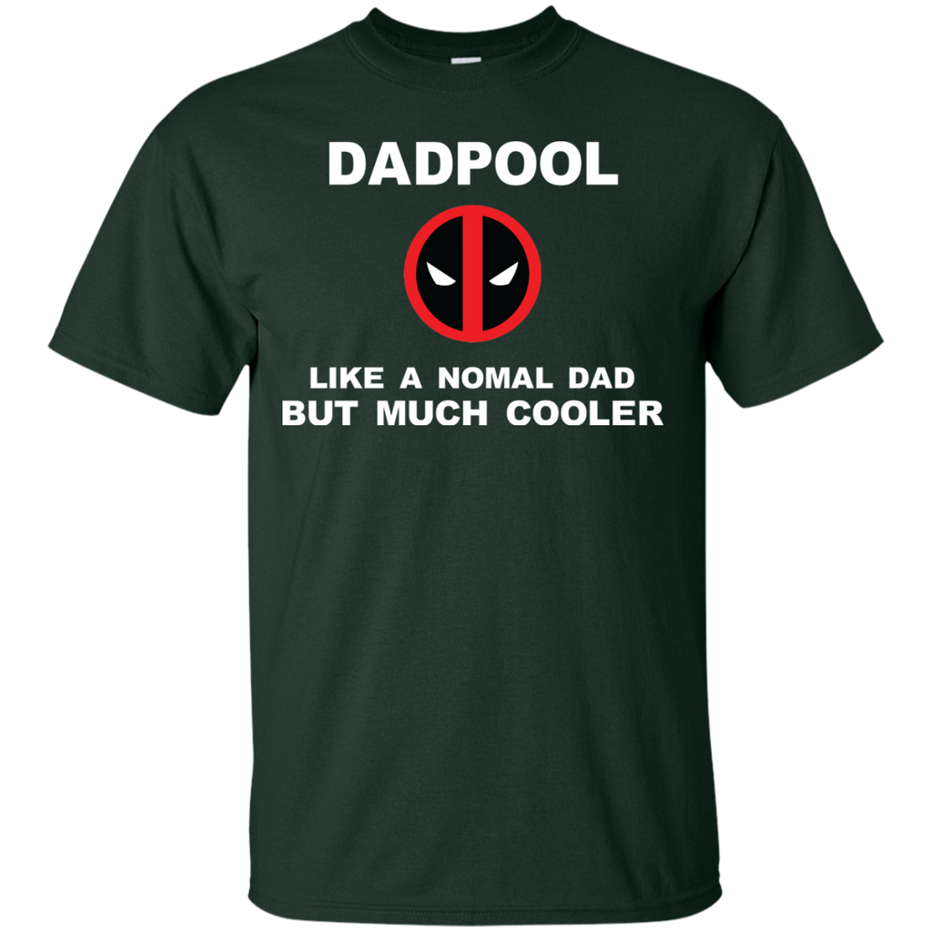 Dad-Pool-Custom-Ultra-Cotton-T-Shirt-Sport-Grey-S-