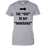 The-She-To-My-Nanigans-Ladies-Custom-100%-Cotton-T-Shirt-Sport-Grey-XS-