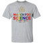 LGBT-Gay-Pride-Rainbow-March-For-Science-Earth-Day-April-22-2017-Washington-DC---Men/Women-T-Shirt-Custom-Ultra-Cotton-T-Shirt-Sport-Grey-S