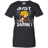 Ripple-Junction-Men's-Dragon-Ball-Z-Just-Saiyan-Ladies-T-Shirt---Teeever.com-Black-XS-