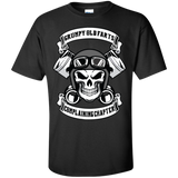 GRUMPY-OLD-FARTS-äóñ-COMPLAINING-CHAPTER-T-Shirt---Front-Side-Ash-S-