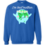 I'm-best-mother,-earth-day-artistic-mother-earth-Pullover-Sweatshirt---Teeever.com-Black-S-