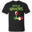 Drink Up Grinches Funny Christmas T-Shirt