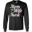 Women's-Mom-Wife-Nurse-Funny-LS-Tshirt---Teeever.com-Black-S-
