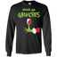 Drink Up Grinches Funny Christmas LS Ultra Cotton Tshirt