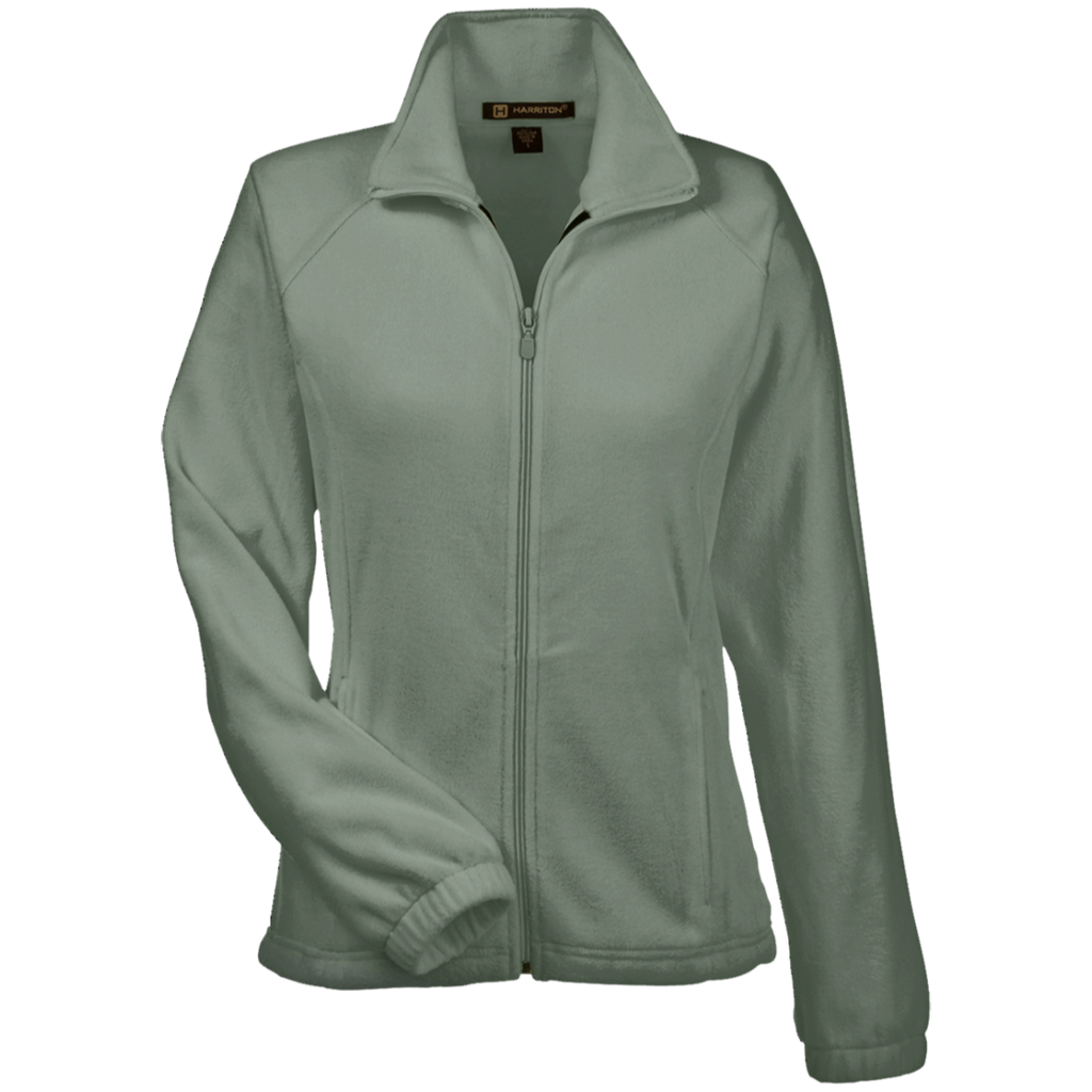[TeeEver]-Womens-Fleece-Jacket---No-Prints-J-Dill-XS-