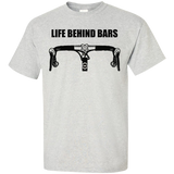 Life-behind-bars-Custom-Ultra-Cotton-T-Shirt-Sport-Grey-S-