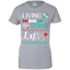 CNA-Certified-Nursing-Assistant---Gifts-For-Christmas-Ladies'-T-Shirt-Sport-Grey-X-Small-