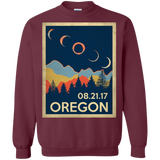 Vintage-Oregon-Solar-Eclipse-2017-shirt-Mountain-Country-Pullover-Sweatshirt-Black-S-