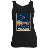 Vintage-Oregon-Solar-Eclipse-2017-shirt-Mountain-Country-Women's-Tank-Top-Warm-Grey-XS-