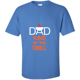 King-of-the-grill-T-Shirt-Black-S-
