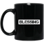 Pun Halloween Costume - Blessing in Disguise Mugs