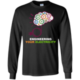 Engineering-Your-Electricity-LS-Ultra-Cotton-Tshirt-Sport-Grey-S-