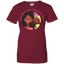 Is-mother,-i-am-not-afraid-of-tired,-shirt-for-mother-Ladies-T-Shirt---Teeever.com-Black-XS-