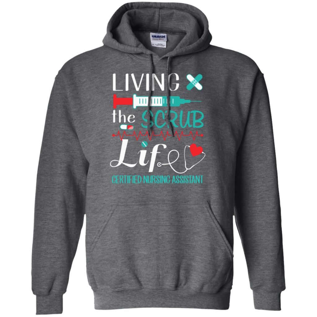 CNA-Certified-Nursing-Assistant---Gifts-For-Christmas-Hoodie-Sport-Grey-S-