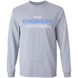 I-am-engineer-23-LS-Ultra-Cotton-Tshirt-Sport-Grey-S-