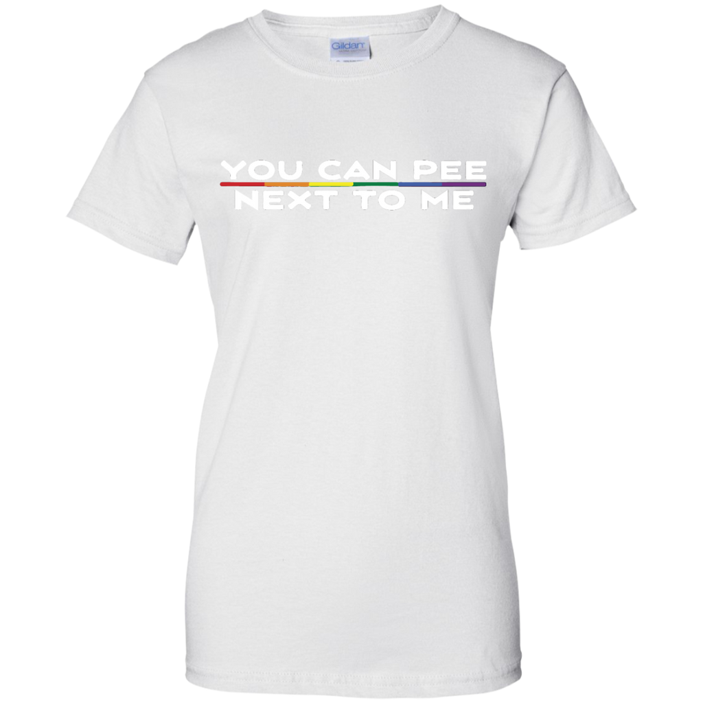 You-Can-Pee-Next-To-Me-Funny-Transgender-Ladies-Custom-100%-Cotton-T-Shirt-Sport-Grey-XS-