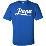 Papa-Custom-Ultra-Cotton-T-Shirt-Black-S-