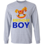 Birthday-boy-Horse-LS-Ultra-Cotton-Tshirt-Sport-Grey-S-
