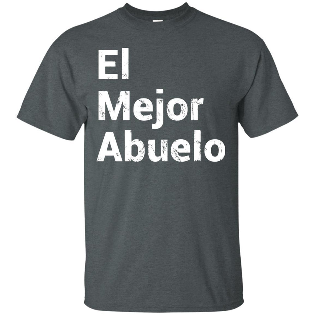Abuelo-Grandpa-Fathers-Day-Gift-in-Spanish-Dad-Papa-Padre-T-Shirt-Black-S-