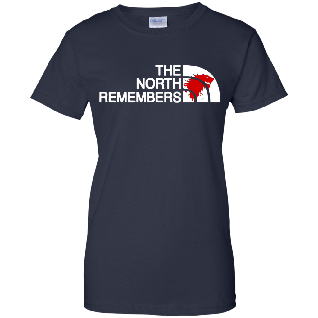 The-north-remembers---Men,Women-T-shirt---TEEEVER-Ultra-Cotton-T-Shirt-Black-S