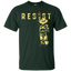 Resist-funny---T-shirt,-Ladies-tshirt-Custom-Ultra-Cotton-T-Shirt-Black-S