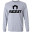 Resist--Rebel-Nasty-Woman-Anti-Trump-LS-Tshirt---Teeever.com-Sport-Grey-S-