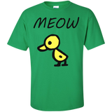 Duck-Meow-T-Shirt-Sport-Grey-S-