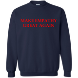 Make-Empathy-Great-Again-Pullover-Sweatshirt---Teeever.com-Black-S-