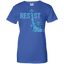 Statue-of-Liberty-Resist-Graphic-#resist-Anti-Trump-Ladies-T-Shirt---Teeever.com-Black-XS-