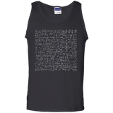 Math-Equation-T-Shirt-Cool-Quadratic-Formula-Geek-Nerd-Tank-Top-Black-S-