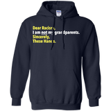 Dear-racism-I-am-not-my-grandparents-sincerely-these-hands---Long-Sleeve-LS,-Sweatshirt,-Hoodie-LS-Ultra-Cotton-Tshirt-Black-S
